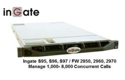 Ingate's high-capacity E-SBCs